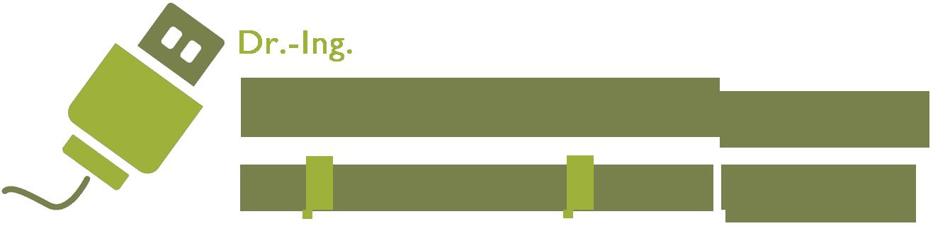 Dr.-Ing. Christian De Schryver IT & Medien
